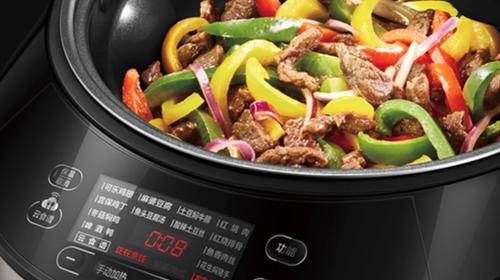 自动炒菜机实用吗?厨房小白可以考虑来一个