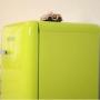 极简复古融入家电美学 冰箱行业走向复古风