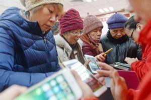 老年人进入科技盲区 彩电行业应把握银发机遇