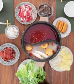 冬天在家吃火锅才对味,一起来开涮吧~
