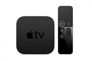 苹果正开发Apple TV 或集成音响和摄像头