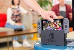 任天堂发财务数据:Switch卖疯却下调目标?