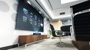 智能投影涨势喜人 会取代电视吗?