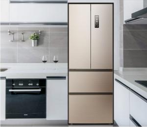简约不简单 美菱三门法式冰箱打造精致生活