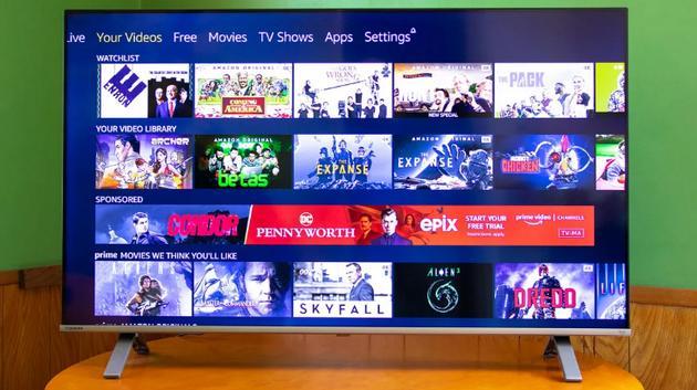 亚马逊将推自有品牌电视,拓展智能家居市场