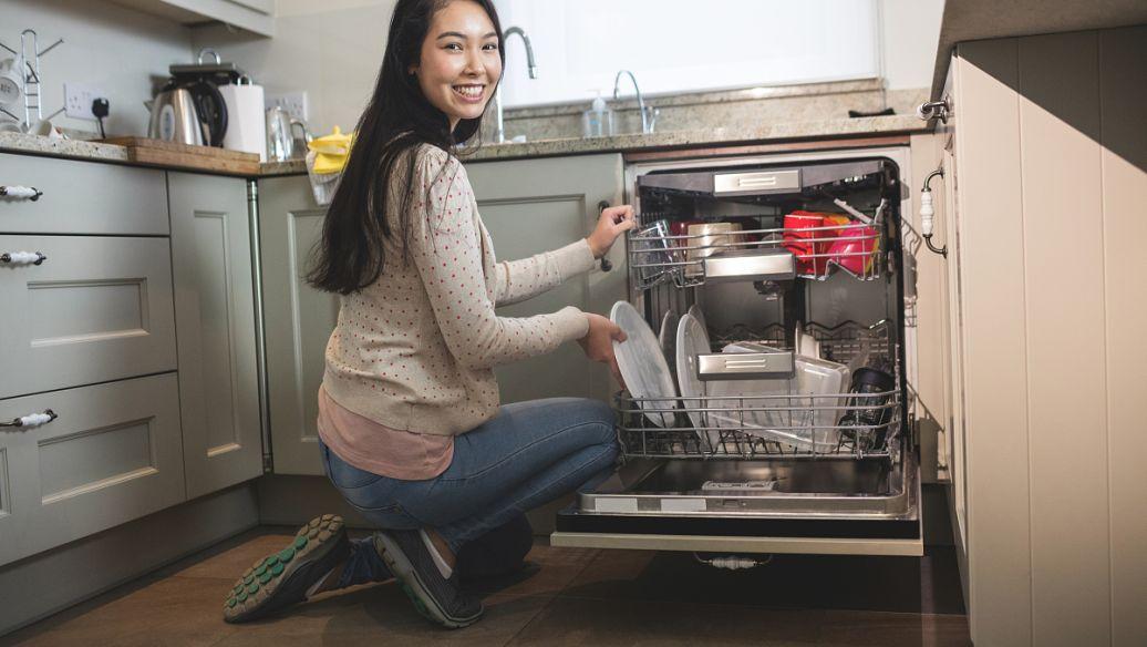 洗碗机加速进入普及阶段